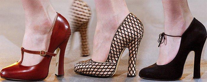 Туфли и ботильоны 2013-2014
