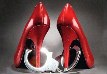 Влияние высоких каблуков