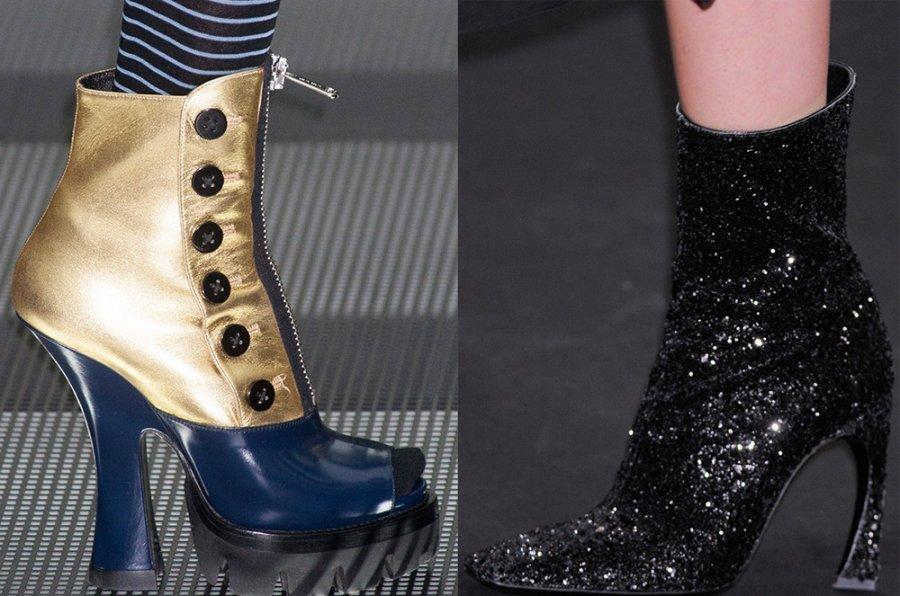 Женская обувь 2013-2014 фото