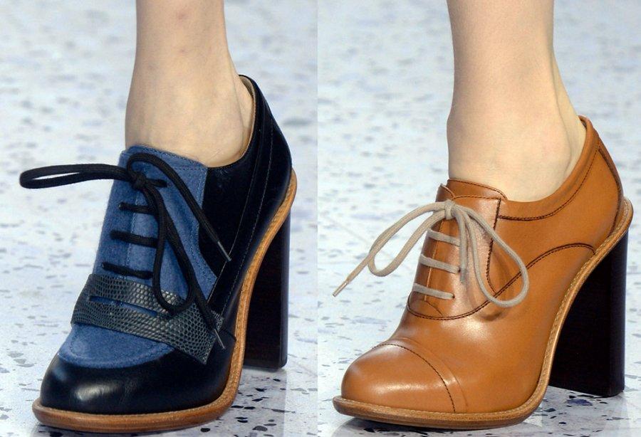 Женская обувь Chloe 2013-2014 фото