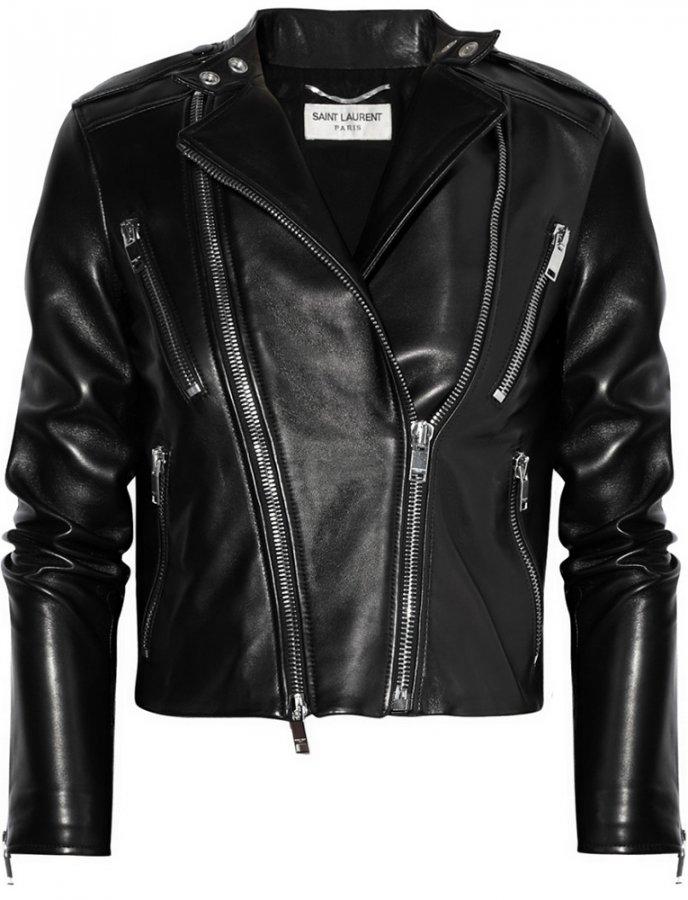 Женская куртка Saint Laurent фото