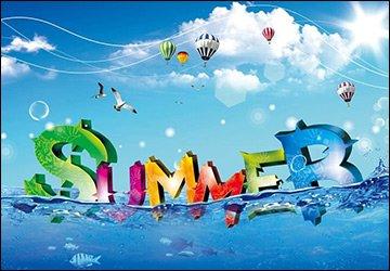 Как мы провели лето