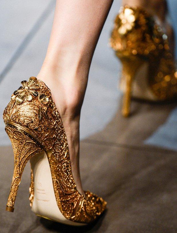 Модная женская обувь Dolce & Gabbana, фото