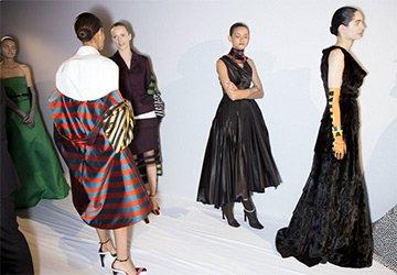 Dior осень-зима 2013-2014