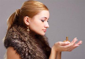 Зимняя парфюмерия
