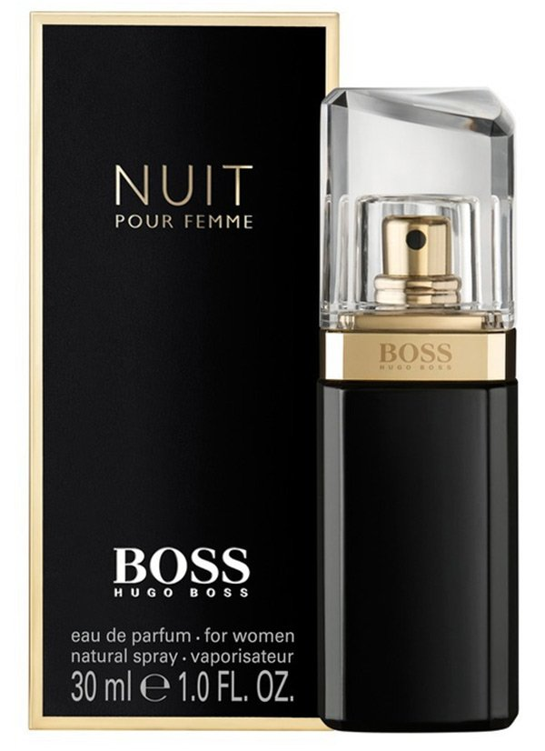 Nuit Pour Femme от Hugo Boss, фото