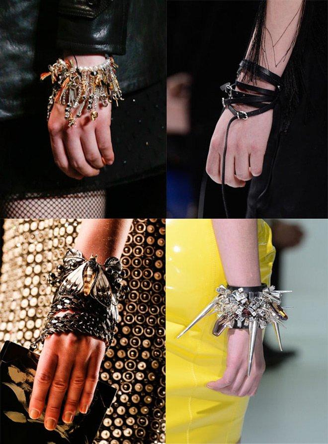 модные браслеты 2013-2014, фото
