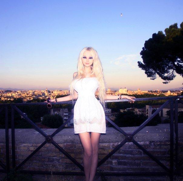 Валерия Лукьянова – лучшее воплощение Барби, фото