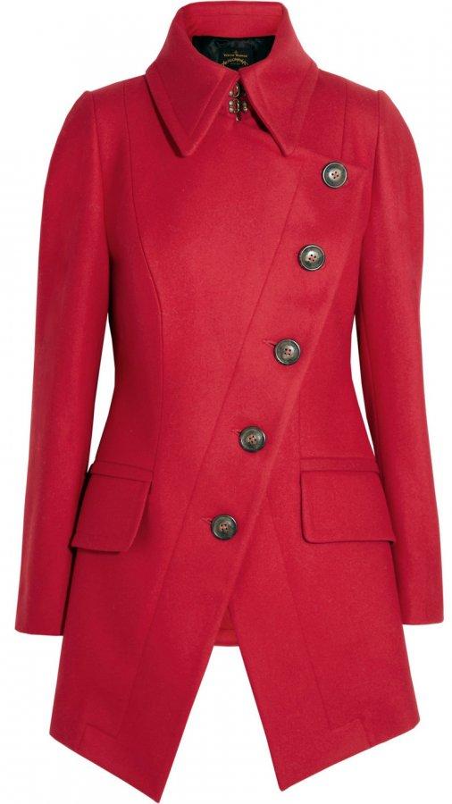 Пальто осень 2013 – Vivienne Westwood фото
