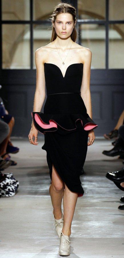 Красивые платья Баленсиага, фото