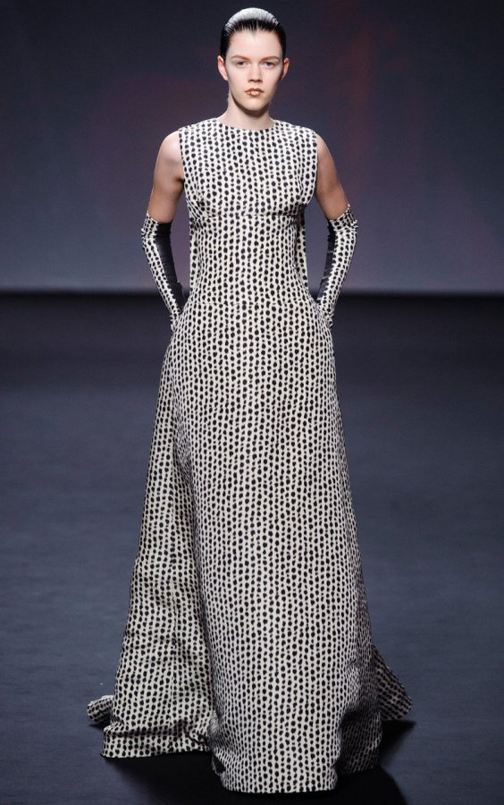 Платья Christian Dior 2013-2014, фото