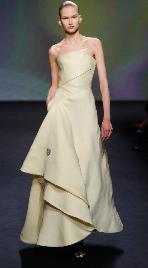 Christian Dior осень-зима 2013-2014, фото