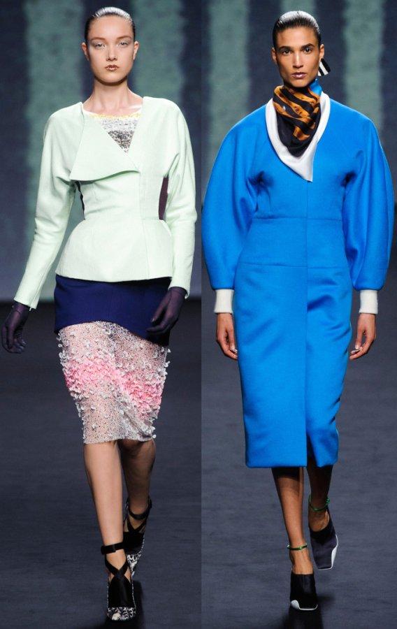 Haute Couture Christian Dior осень-зима 2013-2014, фото коллекции