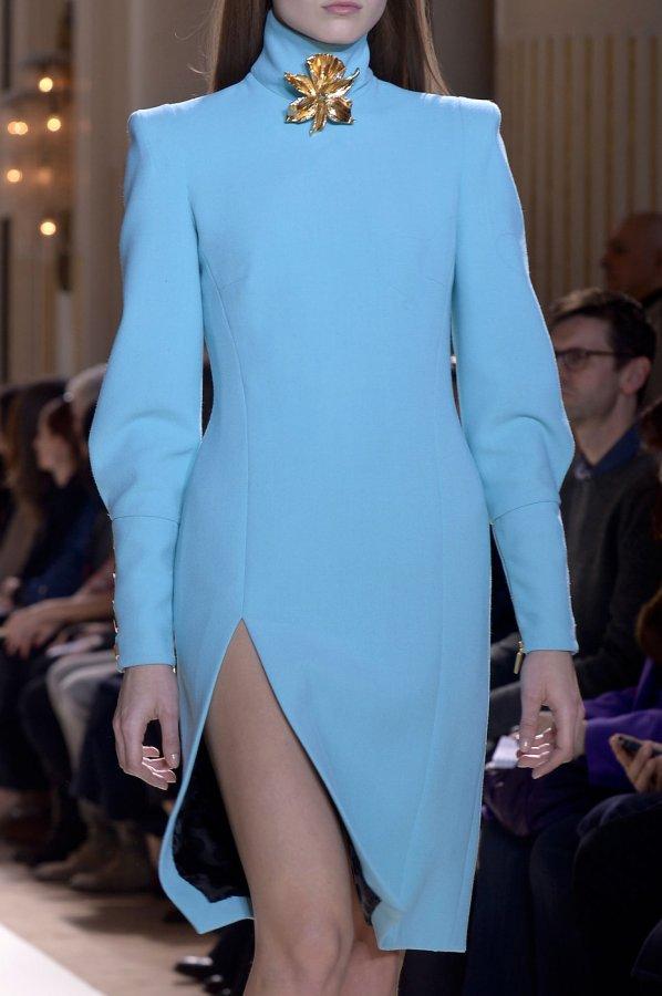 Модное платье Emanuel Uungaro, фото