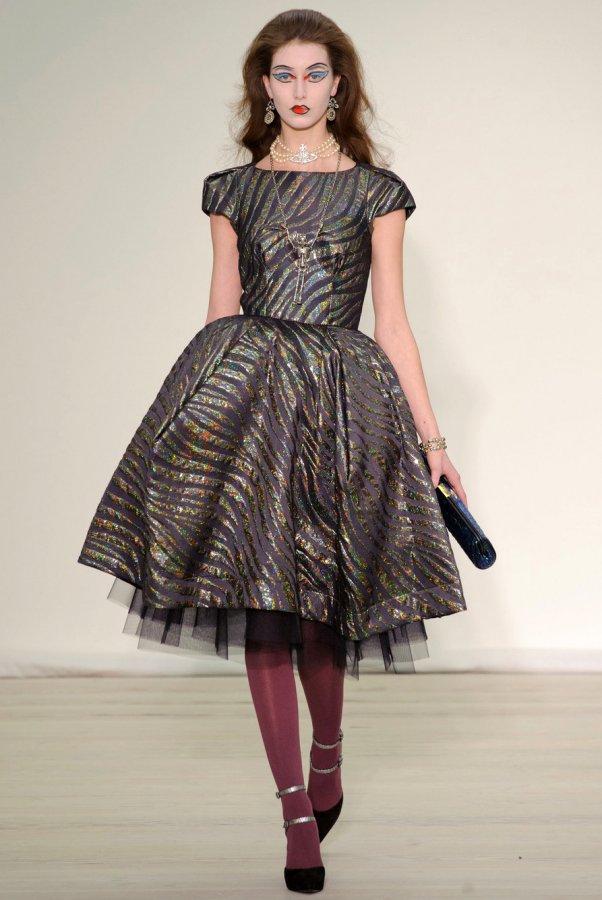 Платья осень-зима 2013-2014, фото