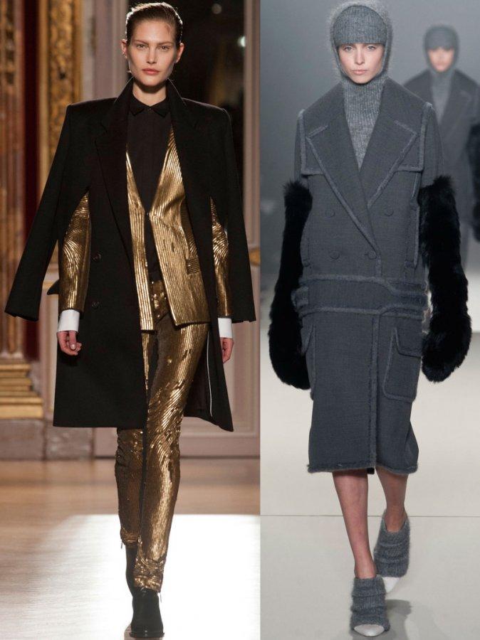 Пальто Barbara Bui, Alexander Wang