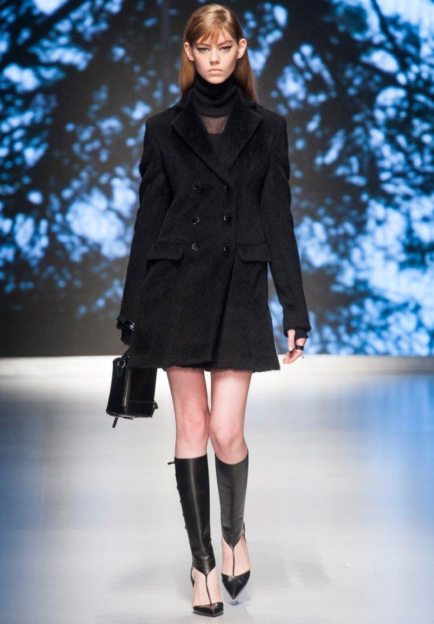 пальто осень зима 2013 – 2014, фото