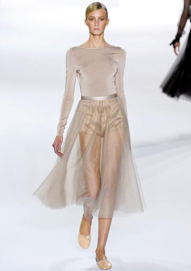 Платье из коллекции бренда Chloe
