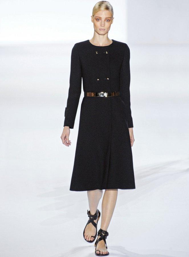 Черное платье от Chlo?, фото