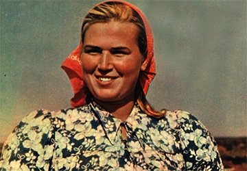 Советские глянцевые журналы