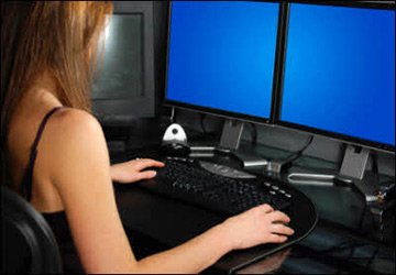 Как выбрать монитор для девушки
