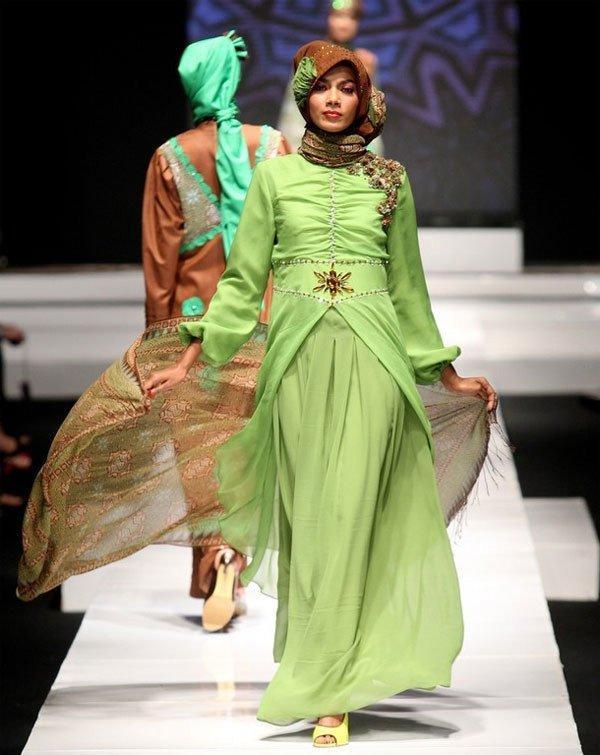 Образы исламской моды, фото