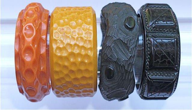Винтажные браслеты, фото
