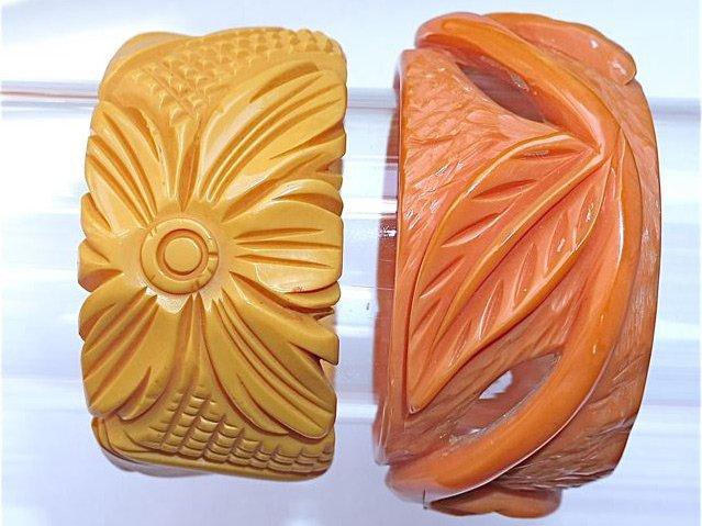 Бакелитовые браслеты для девушек