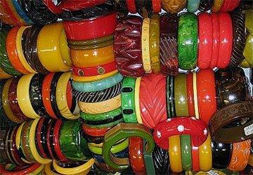 Бакелитовые браслеты
