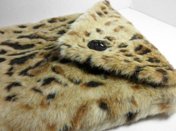 Леопардовый чехол для iPad
