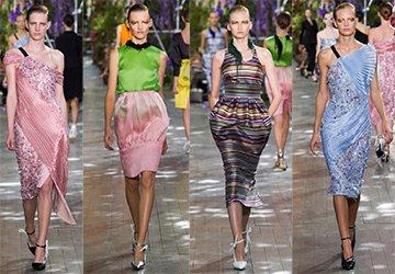 Christian Dior весна-лето 2014