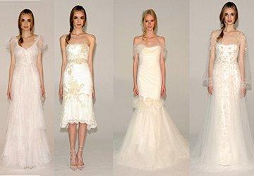Свадебные платья Marchesa