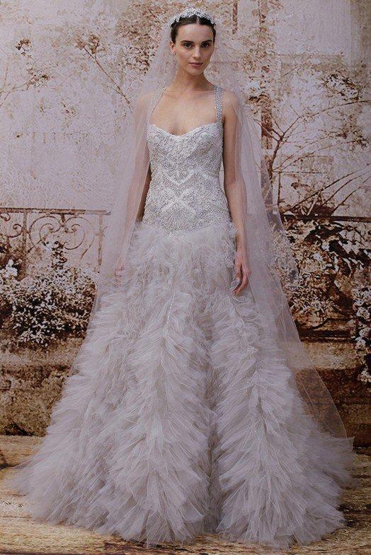Свадебная мода 2014-2015