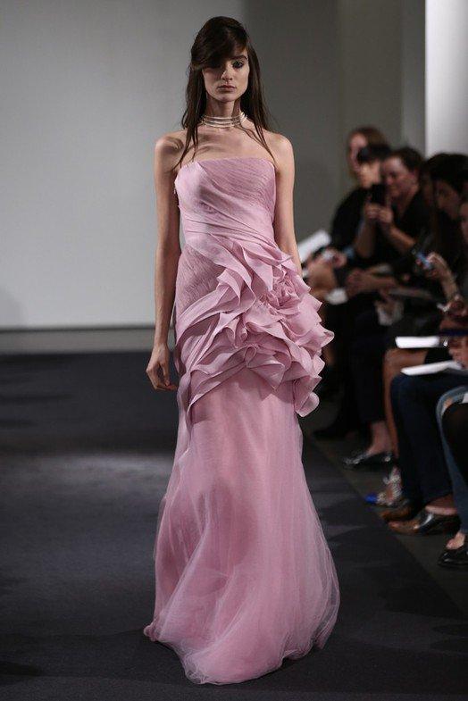 Платья Vera Wang