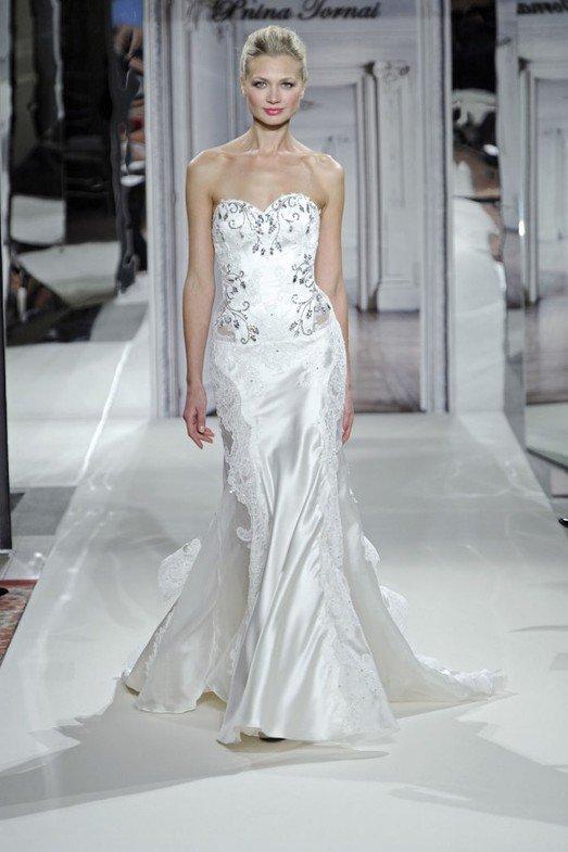 Свадебное платье Pnina Tornai for Kleinfeld