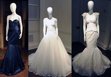 Свадебные платья Zac Posen