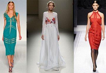 Платья Alberta Ferretti