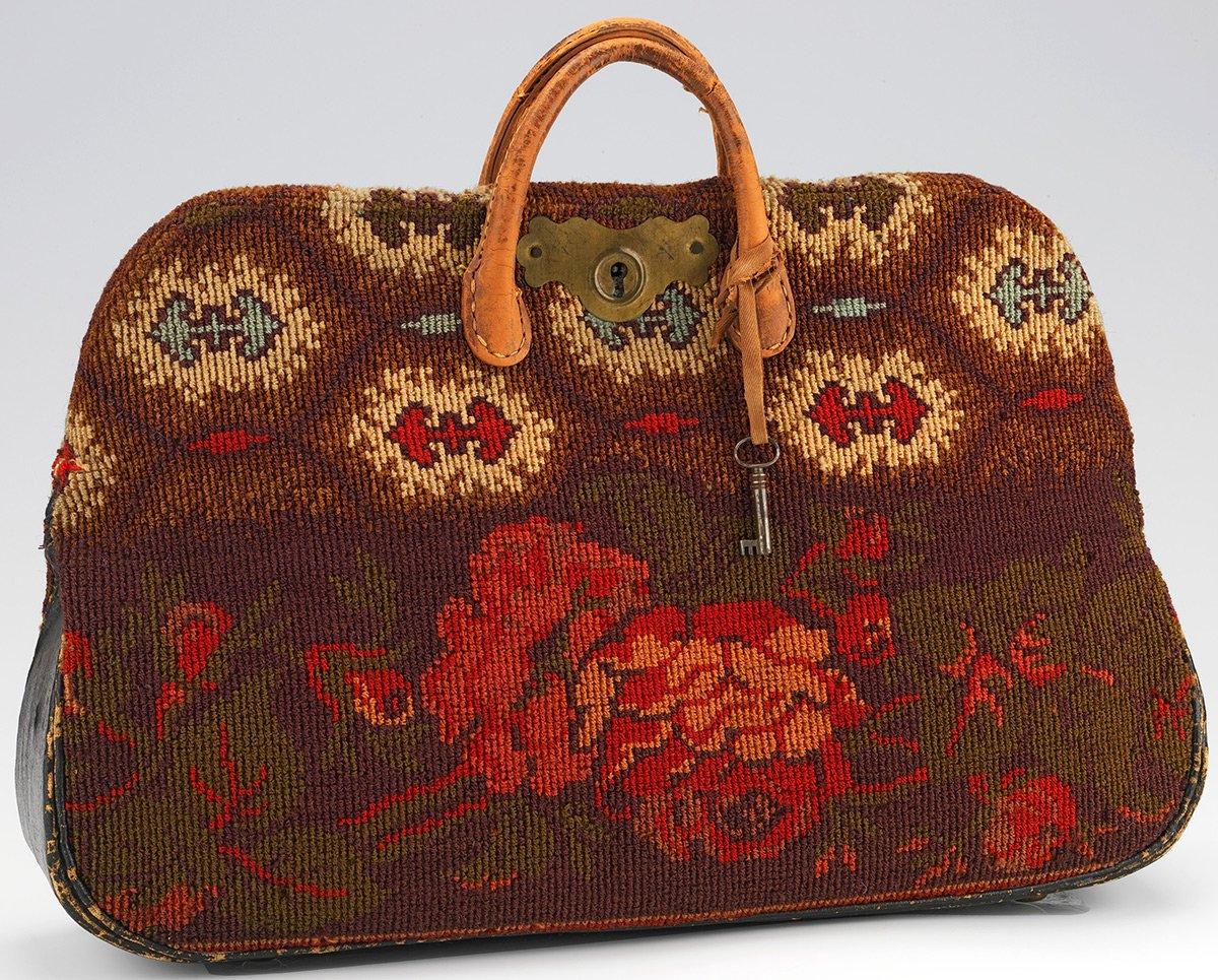 98b2ccf0cf4e Женская сумка саквояж и история саквояжа