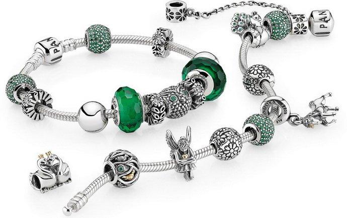 Pandora коллекция украшений 2013-2014, фото