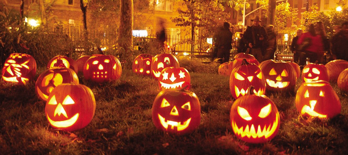the origin and history of the interesting festival of halloween