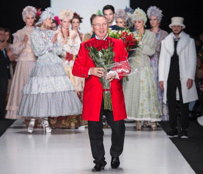 Российская неделя моды весна-лето 2014