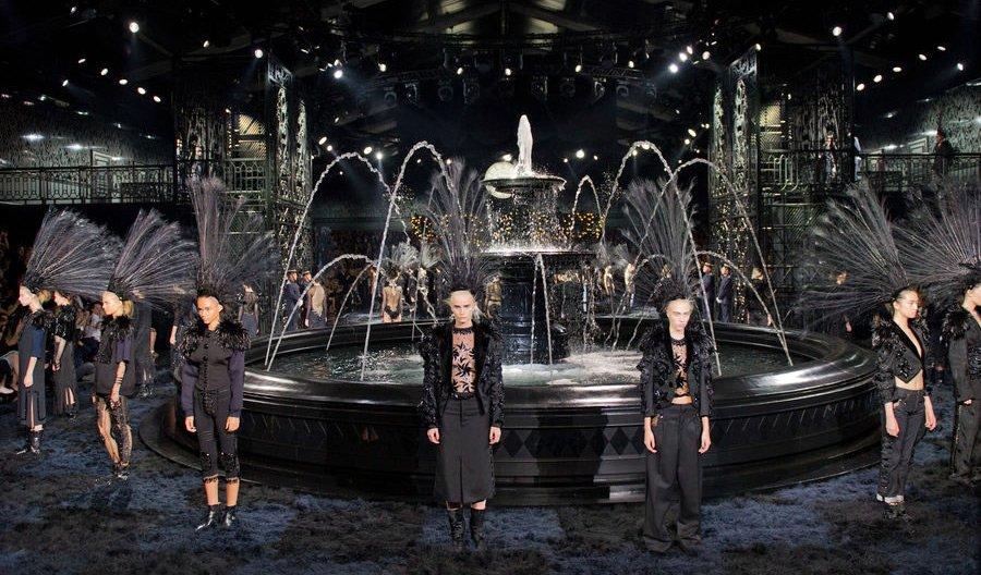 Последняя коллекция для Louis Vuitton