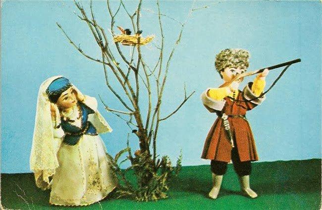 Куклы Армения
