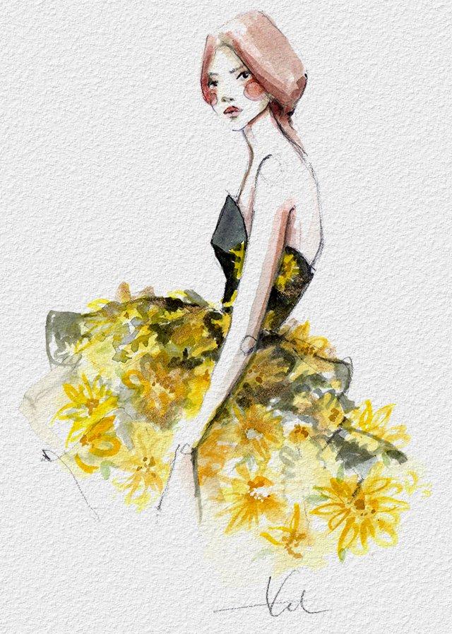картинки красивые модные
