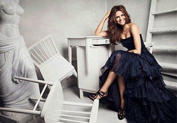 Принцесса Мадлен для Elle
