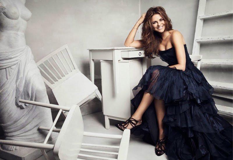 Принцесса Мадлен для Elle, фото