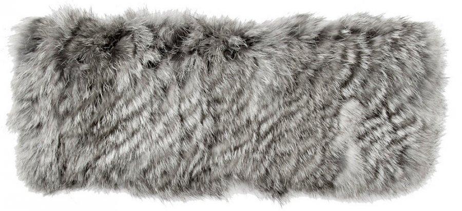 Муфта из меха кролика осень-зима 2013-2014, фото