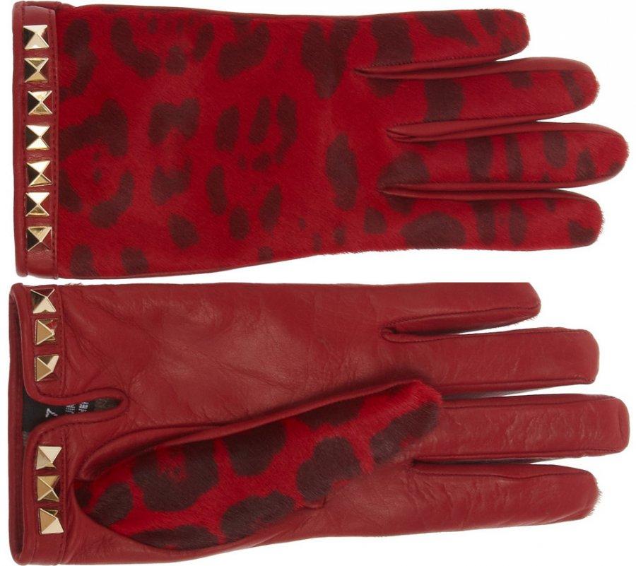 Яркие перчатки осень-зима 2013-2014