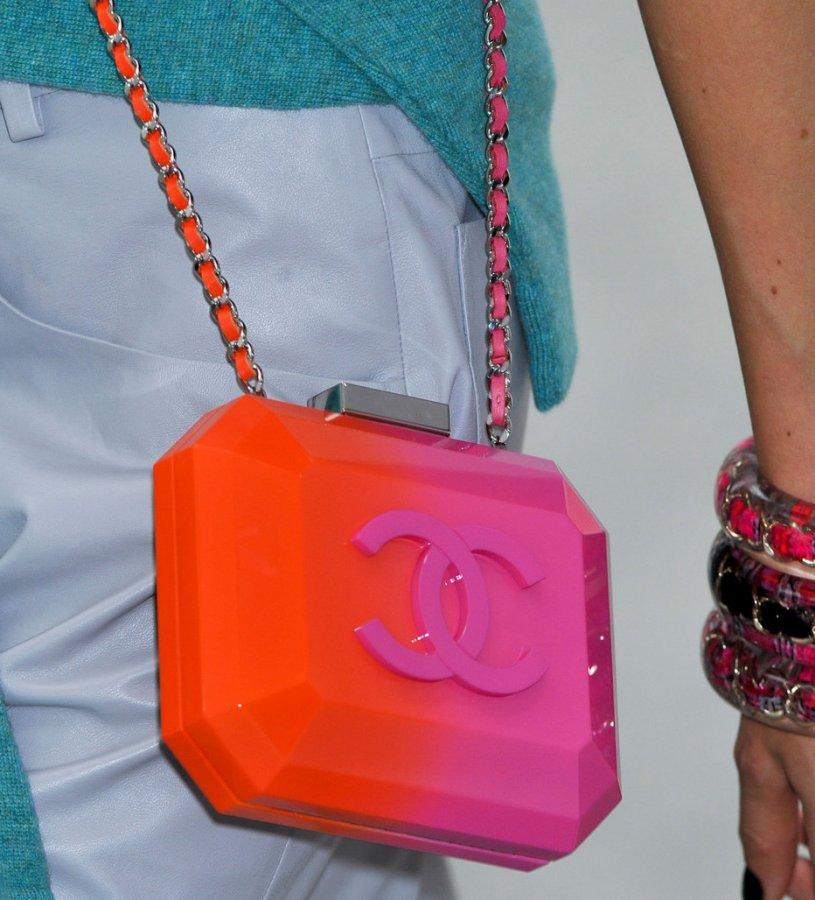 Сумка Chanel весна-лето 2014, фото