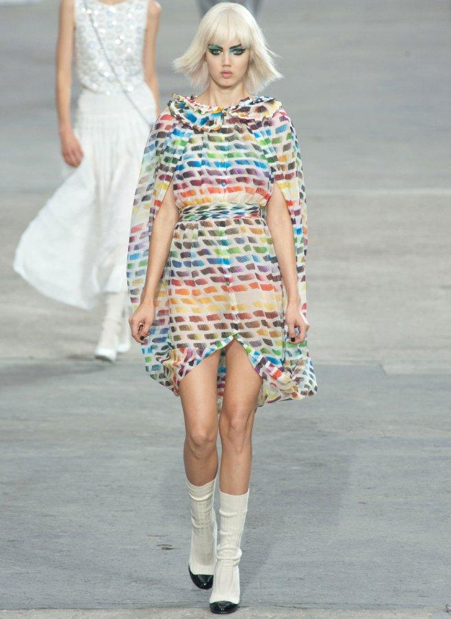 Платье Шанель, фото
